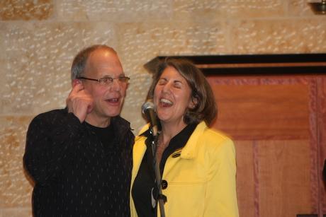 Peri Smilow Bob Mellman Temple Ner Tamid, Bloomfield, NJ