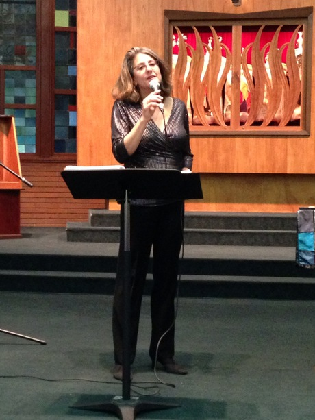 More Great [Jewish] American Songbook at Temple Ner Tamid, Bloomfield, NJ November 2012