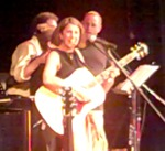 Peri sings ASHREY at New CAJE 2010